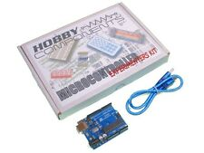 Arduino Starter Kit includes compatible Revision 3 Uno
