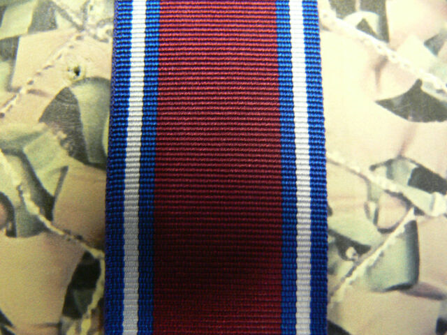 Silver Jubilee King George V Full Size Medal Ribbon