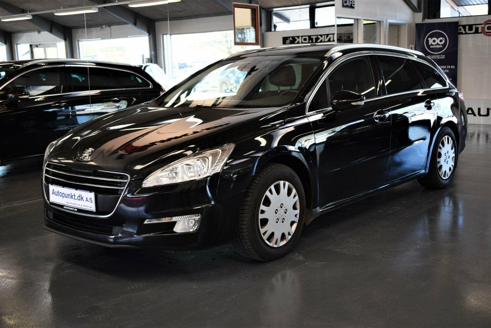 Peugeot 508 2,0 HDi 163 Allure SW aut. 5d - 99.700 kr.