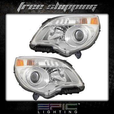 2010-2014 CHEVY EQUINOX HEADLIGHT LAMP LTZ MODEL W//PROJECTOR LEFT DRIVER SIDE