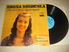 Bogna Sokorska - The Warsaw Nightingale  Vinyl  LP