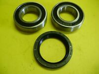 1984 1985 Yamaha Tri-zinger 60 Yt60l Yt60n Rear Wheel Bearing & Seal Kit 380