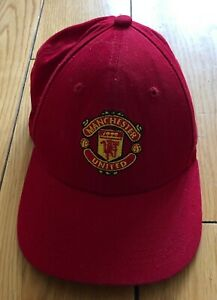 Youth-Manchester-United-Baseball-Cap