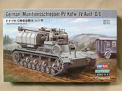 LOW COST 82908 HOBBYBOSS 1//72 GERMAN MUNITIONSSCHLEPPER Pz.Kpfw.IV Ausf F