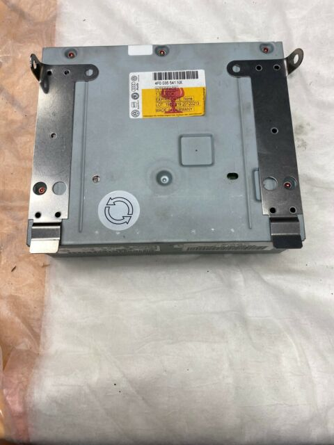 Audi A4 Becker Screen GPS Info Display Module 09 10 11 4F0 035 541N S4 A5 S5 A6