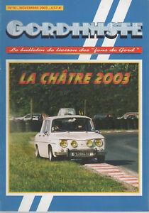 GORDINISTE-10-2003-COMPARATIF-FREINS-PISTONS-1296cm3-LA-CHATRE-ALAIN-CUDINI