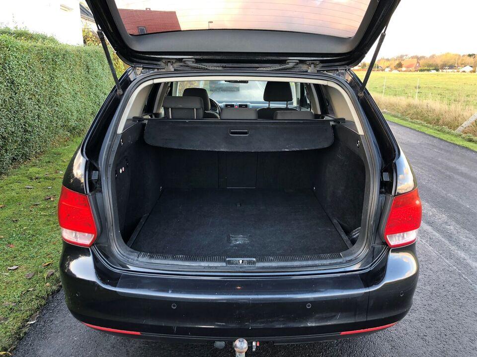 VW Golf V, 2,0 TDi 140 Sportline Variant, Diesel