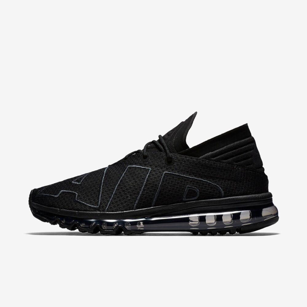 Nike Air Max Flair Homme Sneaker Chaussure Taille 7.5 9 Université de l'Or Noir  Chaussures de sport pour hommes et femmes