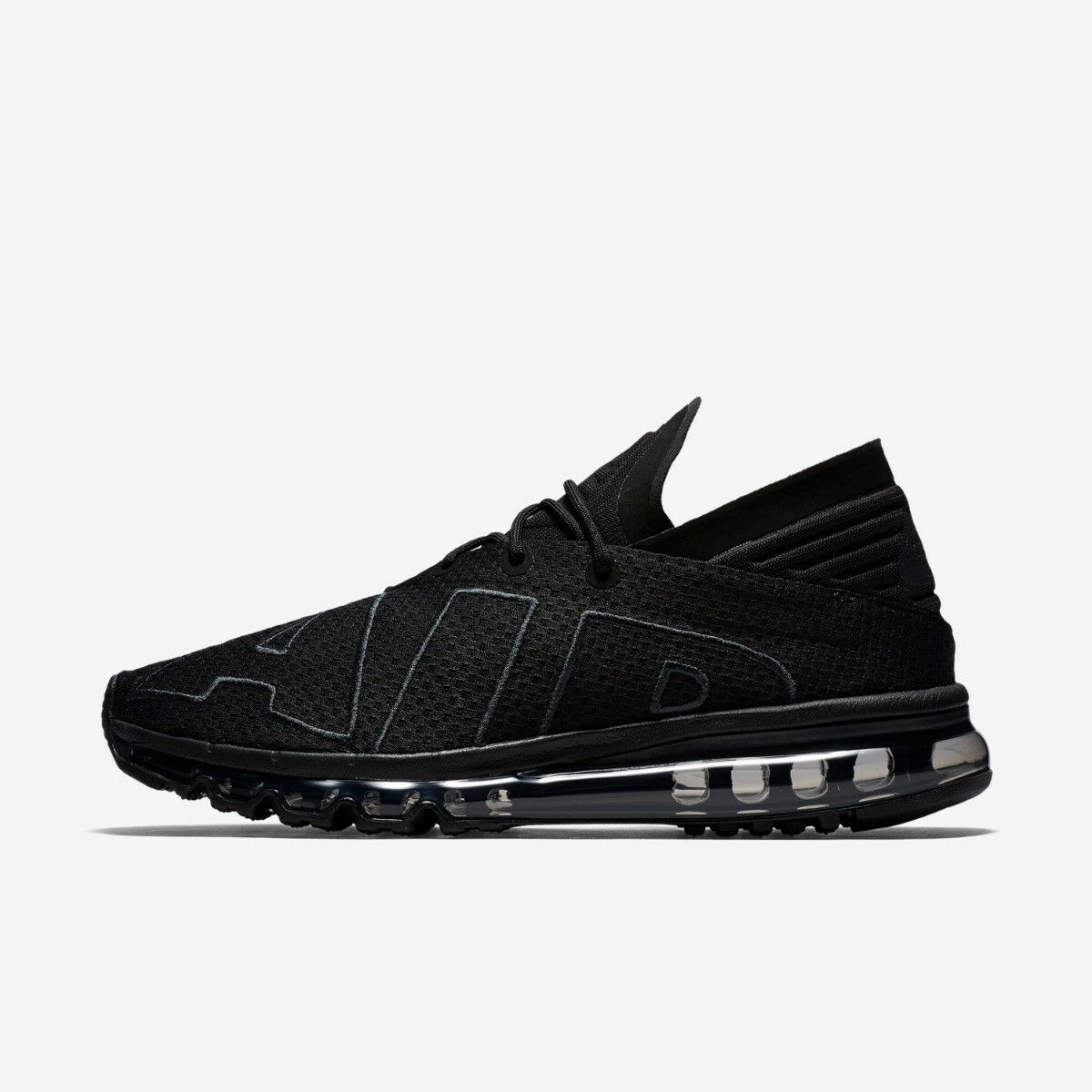 Nike Air Max Flair Mens Trainer shoes Size 7.5 9 University gold Black   -