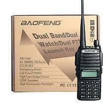 Baofeng-UV-82-HP-8W-Dual-Band-VHF-UHF-Two-Way-Radio-Black