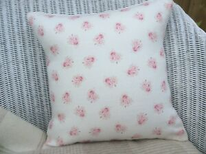 Peony-and-Sage-Cushion-Cover-in-Posies-Laura-Ashley-Austen-Linen-Fabric