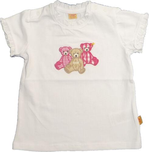 drei Farben STEIFF Shirt Girls pretty in pink 6312331 NEU -UVP 24,95€
