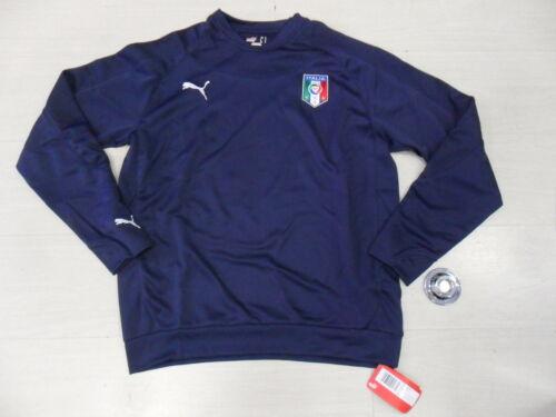 0908 TG XL ITALIA ITALY FELPA ALLENAMENTO TRAINING TOP SWEAT