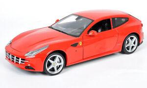 Hotwheels 1/18 Ferrari Ff Rouge !!