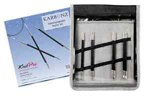 KnitPro-Karbonz-interchangeable-Demarreur-ensemble