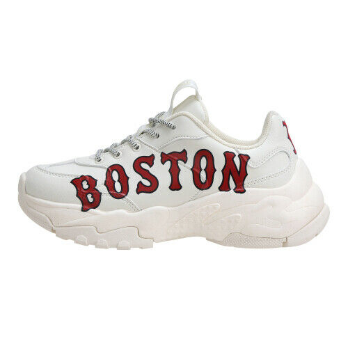 New MLB Boston Red Sox shoes Men Fashion 32SHC2911-43I Big Ball Chunky P