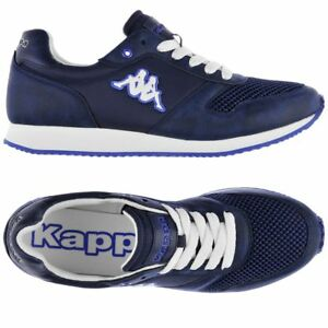 Kappa-Scarpe-Sneakers-GISTOF-Uomo-Donna-Running-corsa-Basso