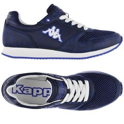Kappa Scarpe Sneakers GISTOF Uomo Donna Running corsa Basso