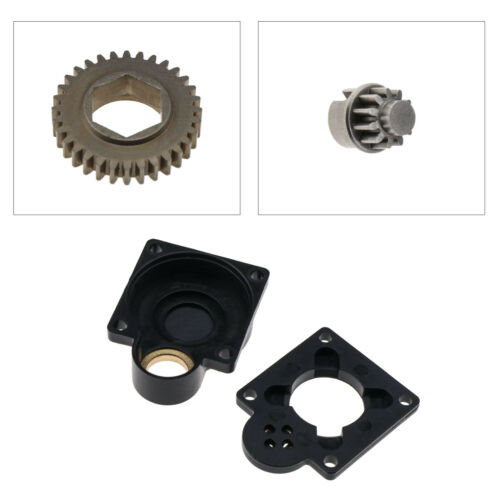 Electric E-Start Backplate Roto Starter 11011 Fit for 1//10 RC Car 16 18 Engine