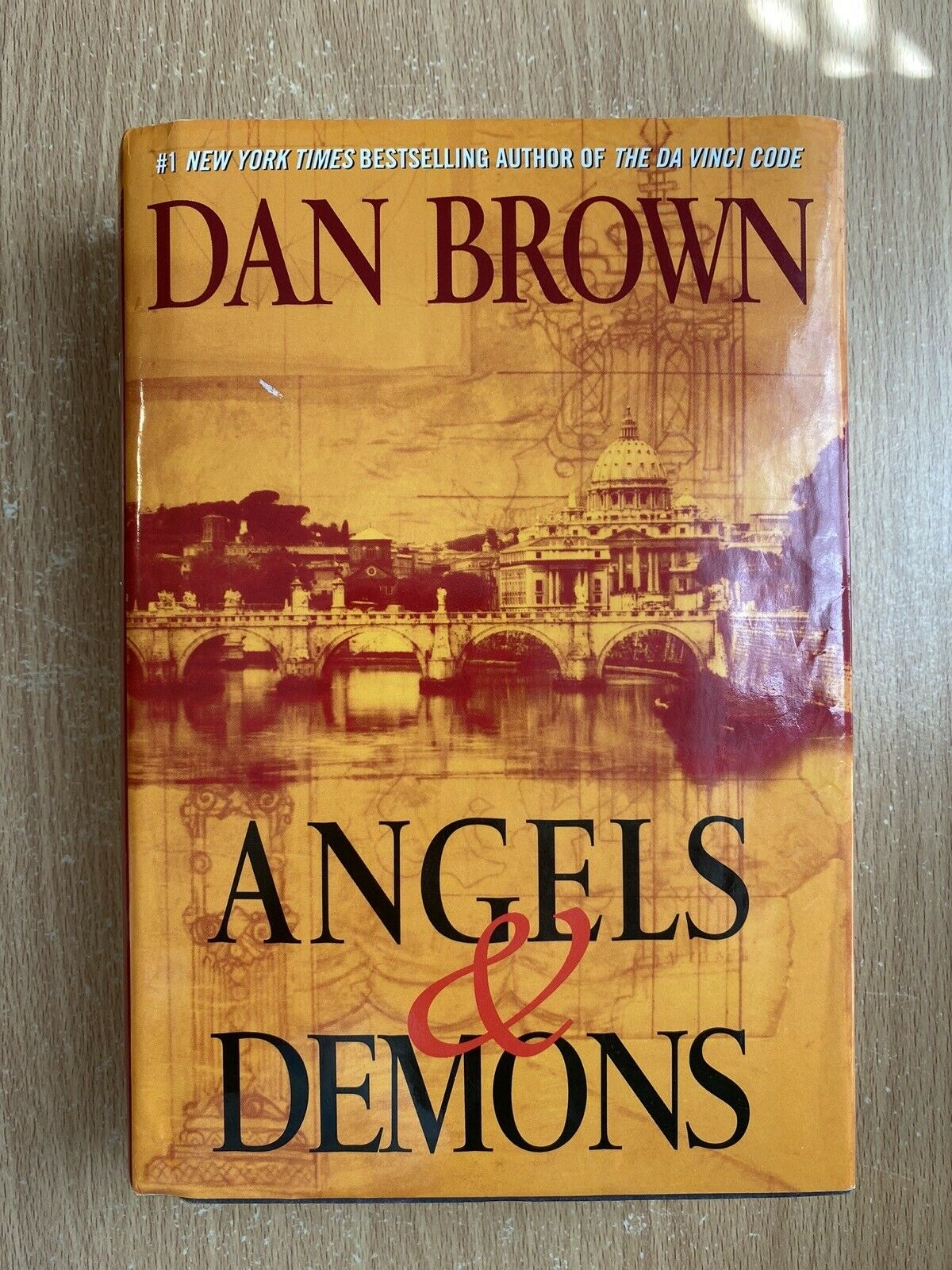 Angels and Demons by Dan Brown 20, Hardcover for sale online ...