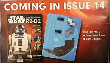 Build your own R2D2 Star Wars Huge 1.2 Scale ISSUE 14 Multiple Modes & Functions