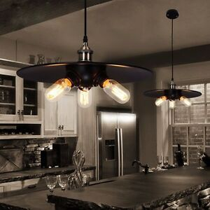 industrial pendant lights for kitchen industrial retro vintage black pendant lamp loft kitchen 7519