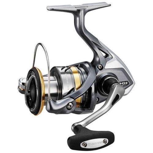 Nuovo Shimano 17 Ultegra 1000 Mulinello da Pesca Spinning 2017 con Tracciabilità