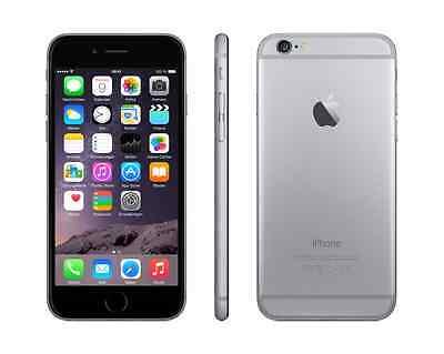 APPLE IPHONE 6 16GB SPACEGRAU SIMLOCKFREI OHNE VERTRAG - NEUWERTIG - SMARTPHONE