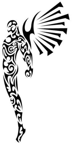 Ángel de la plantilla de Mylar de 190 micras Contemporánea-Durable-A5-A4-A3 *** NUEVO **