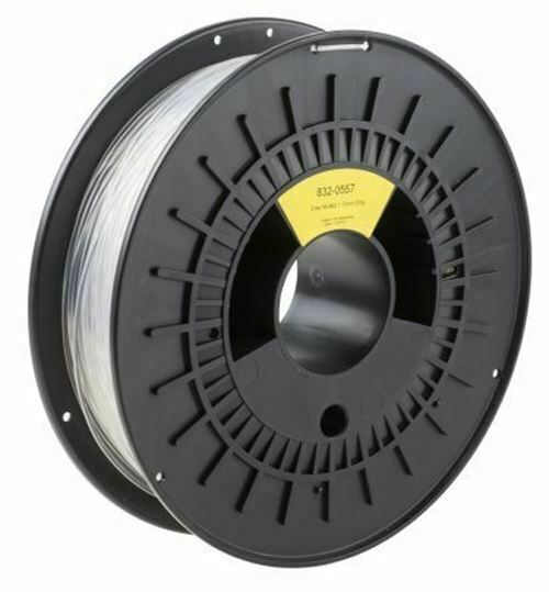 RS PRO 1.75mm Clear M-ABS 3D Printer Filament, 500g