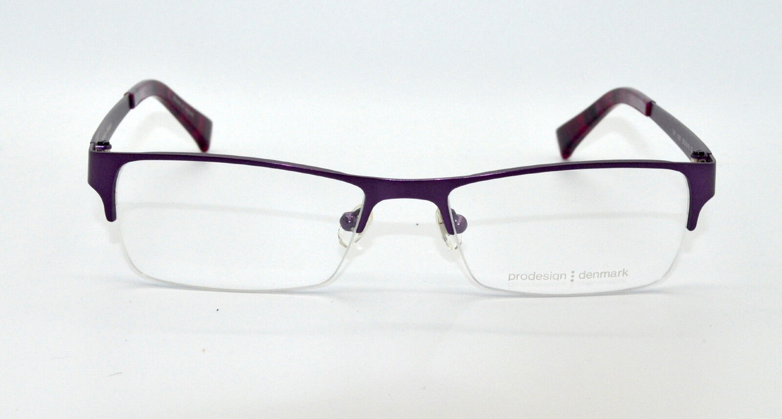086376deb6b 100 Authentic PRODESIGN Denmark 1247 C.3531 Purple Eyeglasses Frames ...