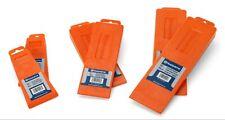 Oem Husqvarna Orange Wood Grain Felling Bucking Plastic Wedge 55 8 10