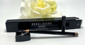 Bobbi Brown Brow Pencil 4 GREY, 100% Authentic With ...