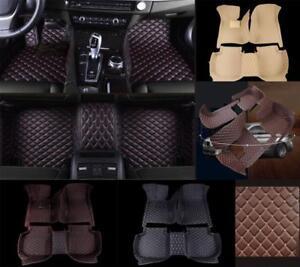 For-Mercedes-Benz-C-Class-Car-Floor-Mats-Custom-Luxury-FloorLiner-Auto-Mats