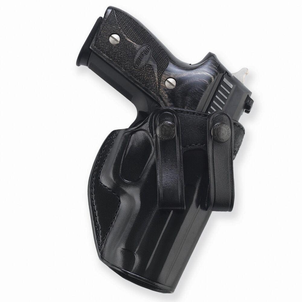 Galco Summer Comodidad Para Glock 19, 23, 32 Negro, mano derecha, parte SUM226B