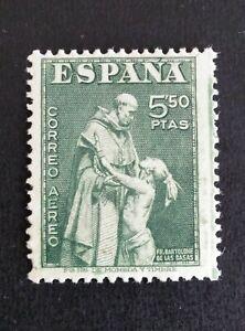 SELLOS-ESPANA-MNH-1946-HISPANIDAD-PADRE-BARTOLOME-DE-LAS-CASAS