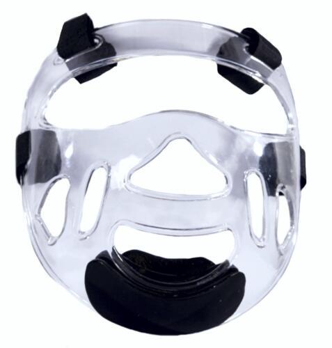 . Tusah WT Approved Clear Visor//Mask Taekwondo TKD Mask only