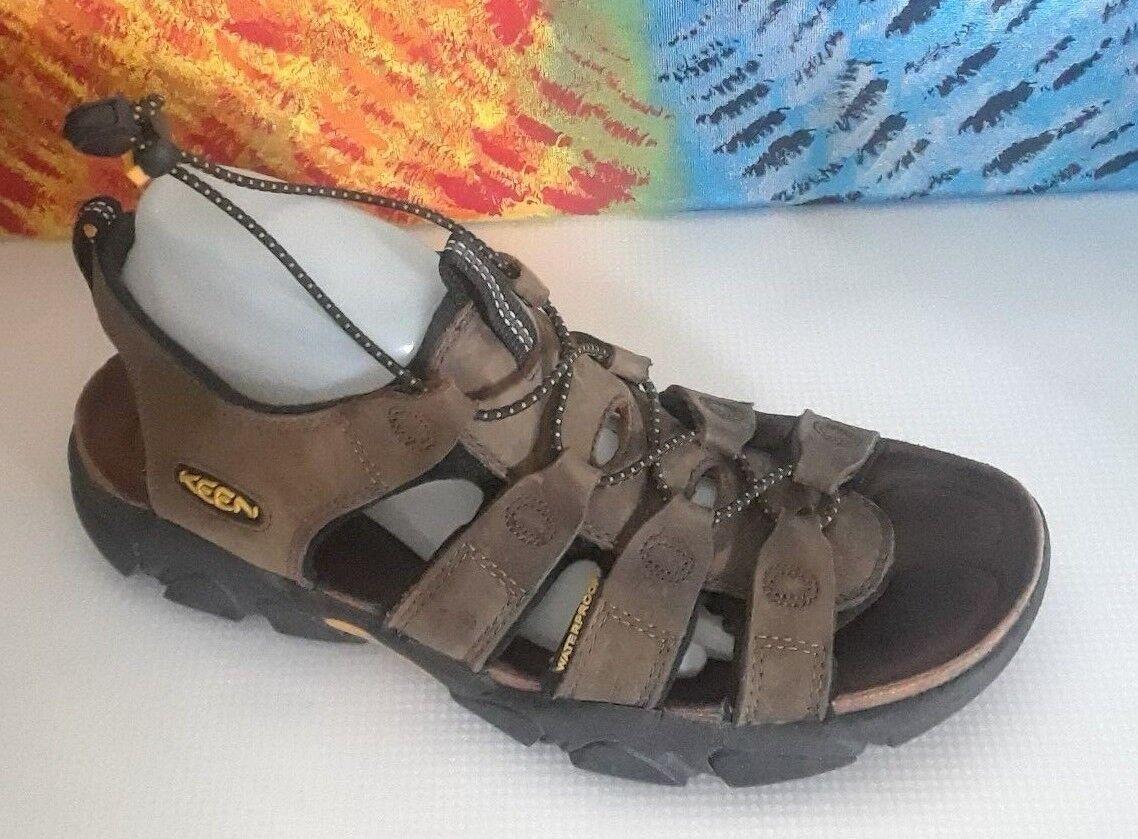KEEN marrón Sandals Outdoor Hiking Talla 11