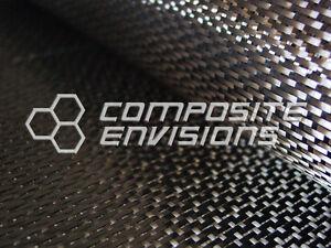 "Carbon Fiber Fabric 4 Harness Satin 50"" 3k 5.5oz"