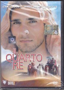 Dvd-IL-QUARTO-RE-con-Raoul-Bova-nuovo-1997