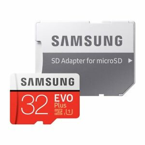 Samsung-32GB-EVO-plus-95MB-s-MicroSD-SDHC-UHS-I-Class-10-Memory-Card-Adapter