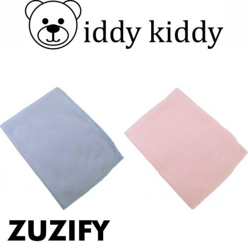 Made in the USA B1007 Iddy Kiddy Baby Fleece Blanket