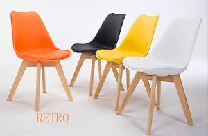 2-x-Retro-tulip-style-Chair-Dining-Designer