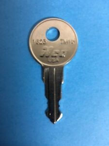 Details about 1 Husky-Home Depot Code Cut A00 to A19 Toolbox Keys Tool Box  Lock Key