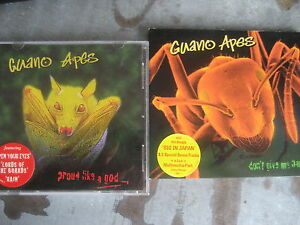 2 Cds Guano Apes proud like god don t give me names Big in Japan Open your eyes - Olpe, Deutschland - 2 Cds Guano Apes proud like god don t give me names Big in Japan Open your eyes - Olpe, Deutschland