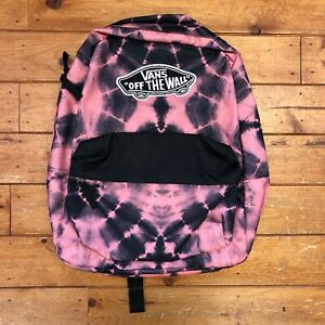 Brand New Womens Vans Realm Backpack Spiraling