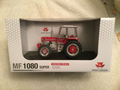 Universal Hobbies toy Tractor Massey Ferguson 1080 Super Limited Edition 1000