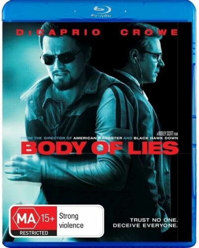 1 of 1 - Body Of Lies (Blu-ray, 2009)