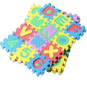 36x-Lebensmittel-Puzzle-Kid-paedagogisch-Toy-Alphabet-A-Z-Letters-Ziffer-S-G-H2J3