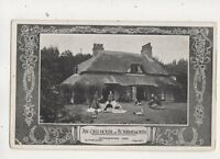 An Old House Of Bournemouth Photographed 1863 E Day Vintage Postcard 645b